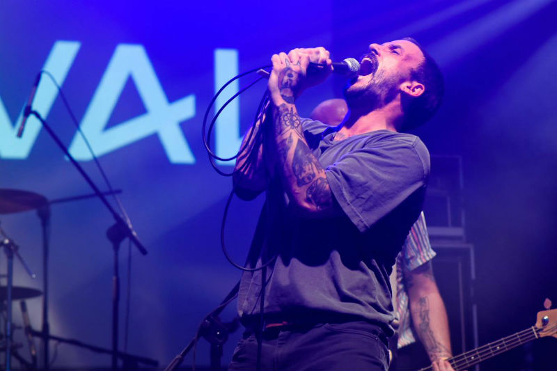 Idles na OFF Festival 2017